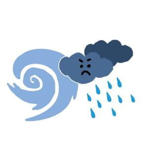 台風14号の上陸に伴い各地で暴風や非常に強い雨になっています