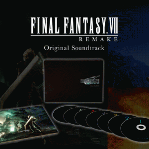 FF7リメイクのサントラCD『FINAL FANTASY VII REMAKE Original Soundtrack』が本日発売!
