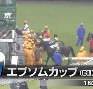 過去にGⅠ馬も輩出しているエプソムカップ!4歳馬が圧倒的有利!