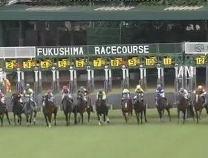 荒れやすい七夕賞は重いハンデ馬と短いレース間隔の馬を狙え!