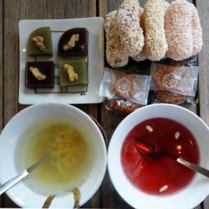 仁寺洞の韓国伝統茶カフェ 水曜日(スヨイル 수요일)と ニュー国際ホテル(뉴국제호텔)2019年12月 ソウルの旅