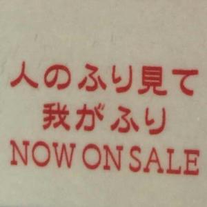 人のフリみて我がフリ Now On Sale