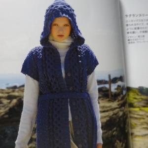 手編みの暖かさ