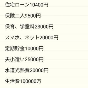 【家計見直し】借金返済出来る金額が3万円