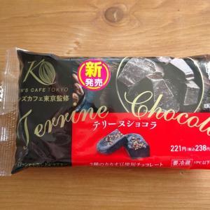 ファミマ新作スイーツ紹介!~濃厚!テリーヌショコラとダブルチーズケーキ大福~