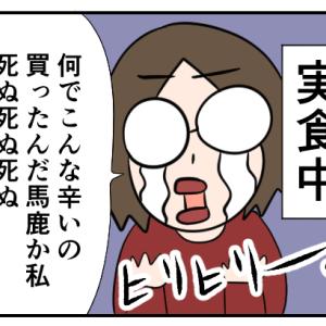 ペヤング獄激辛カレー