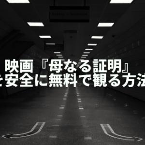 映画『母なる証明』を安全に無料で観る方法【パラサイト ポン・ジュノ監督作品】