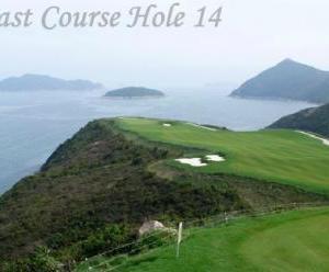 香港のゴルフ場 Kau Sai Chau ゴルフクラブ 完全攻略法