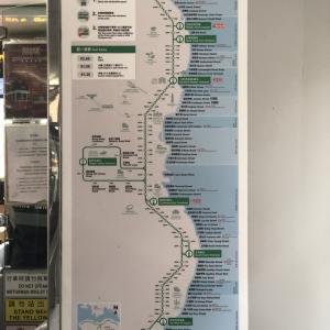 香港島のコスパ最高な移動手段、路面電車