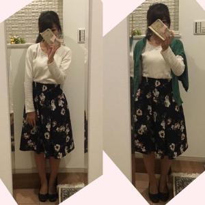 働くママの1週間ファッション