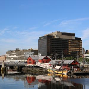 ボストン旅行①最古のレストランでロブスター