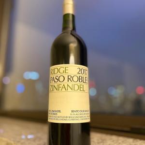 リッジ・ジンファンデル 「ワインはママのおっぱいの味!?」