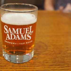 ボストン旅行②ビール天国サミュエル・アダムズ