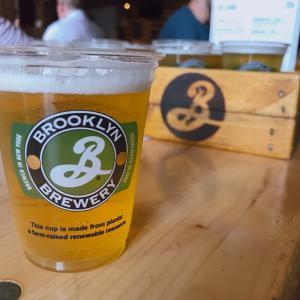 NYグルメ|クラフトビールの先駆け「ブルックリン・ブルワリー」