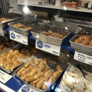 NYグルメ ギリシャ風パイ三昧!「Poseidon Greek Bakery」