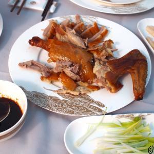NYグルメ|コスパ最高!$40で満腹満足の北京ダック「Hwa Yuan(華園)」