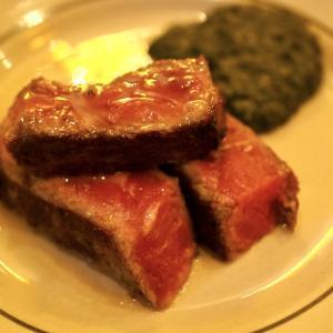 NYグルメ|名店「ベンジャミン・ステーキハウス」で熟成肉を食す!