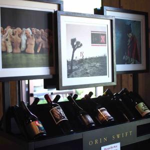 ナパバレー|クールなラベルが目印「オリン・スウィフト」【新作ワイン作りにアイディアを貸すの巻】