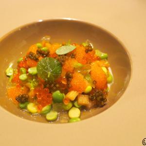 NYグルメ|魚介三昧!ミシュラン2つ星のノルウェー料理「アクアビット」【極上ワインテイスティング】