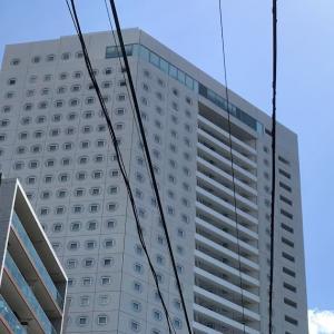 アパホテル&リゾート両国駅タワーの現在の様子