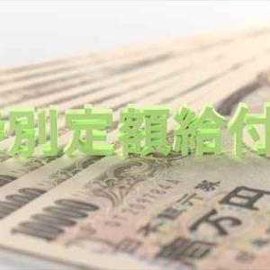 特別定額給付金の10万円の他にもらえる給付金は?