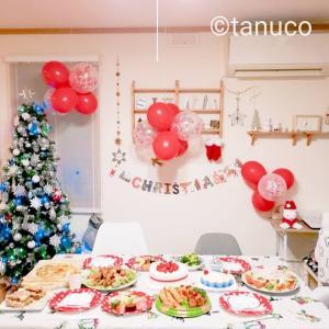 クリスマスパーティ2019!飾り付けからプレゼント開封までの全貌