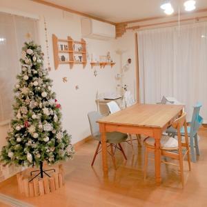 1万円で全て揃う!見応えあるクリスマスツリーが我が家にやってきた!