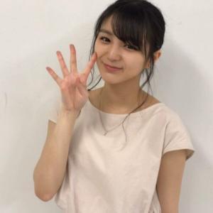 佐々木彩夏さん、お誕生日おめでとうございます👀