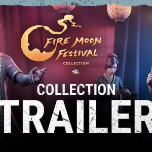 『Dead by Daylight』「Fire Moon Festival」コレクション登場!トリックスター、ユンジン、ザリーナ、鬼のコーデ