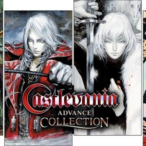 """『Castlevania Advance Collection』本日リリース!""""悪魔城ドラキュラシリーズ4作品"""""""