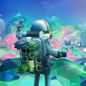 惑星探索『ASTRONEER(アストロニーア)』PS4/Switchで1月13日発売決定!