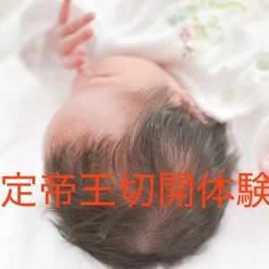 [予定帝王切開]二人目出産レポ[体験談]