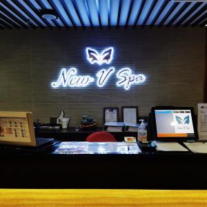 New V Spa(ニューヴィースパ)アングラ感ある飲み放題&食べ放題スパで遊んできた。