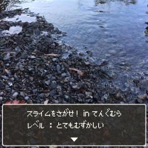 スライムをさがせ!in天狗村