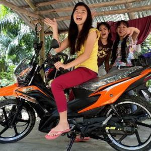 鼻水を垂らすコウラコネコ/女性用中華バイク試乗/ひよこレスキュー