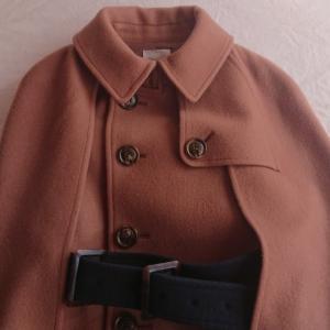 媛を幸せにしてくれるコート。
