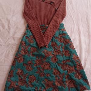 ゴブランスカートへの愛。