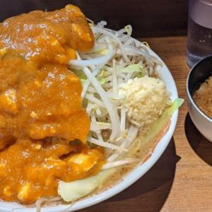 二郎系と蒙古タンメンがフュージョンしたラーメンを食べてきた【火の豚 人形町駅前店】