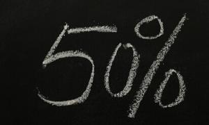 日用品を50 %安く入手する方法!