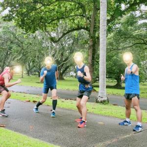 マラソンの目標タイムはどれくらいですか?