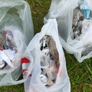 ゴミ拾いはランナーにできる簡単な社会貢献#3