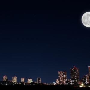 お月様を見上げて ~ふりだしに戻る~