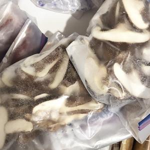 しいたけの保存は冷凍に限る
