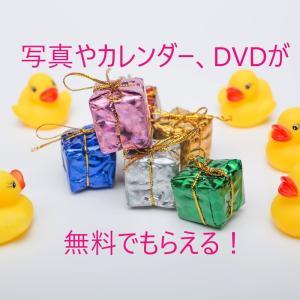 【育児】無料で写真やカレンダー、DVDがもらえる!