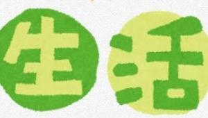 【生活】4月の支出