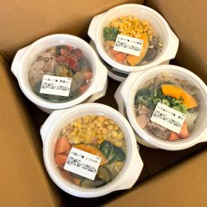 『ベジ活スープ食』注文はあっという間で簡単!【ウェルネスダイニング】