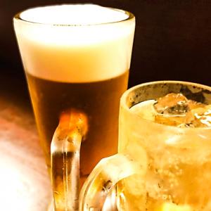 ビールとウイスキーの違い カロリーや糖質 どっちが太る?【比較表あり】