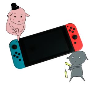Switchで昔のゲームを遊ぼう