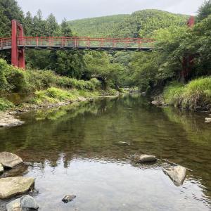 【福岡県宮若市】いこいの里・千石(下流花の水辺公園キャンプ場)でキャンプ