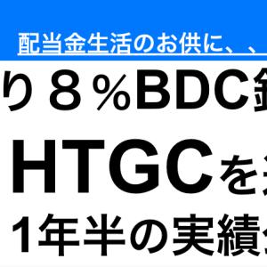 【運用報告】HTGCの運用実績を公開 Youtube版もあり